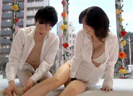 【素人企画】同僚男女がミラー部屋で2人きりに!理性と性欲どちらが勝つか…発情する様子をモニタリングw