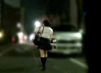 制服美少女を拉致して即ハメ!嫌がり泣きわめく姿をハメ撮りレイプ!ガチ鬼畜どもの凌辱映像!