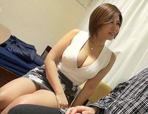 ドM男のアパートへドS痴女が降臨!貞操帯で射精我慢中の敏感チンポを弄び超絶快楽で悶絶させる!