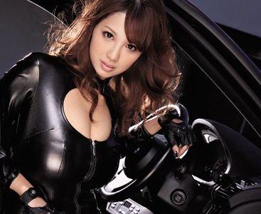 ピッチリキャットスーツの爆乳女捜査官が敵組織に捕獲され快楽調教で悶絶する