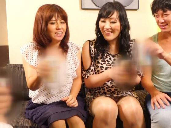 『お尻の穴なのにぃ!気持ちいいのぉぉ!』五十路熟女のアナルにチンポ挿入!完熟肛門が激ピストンで悶え狂う!