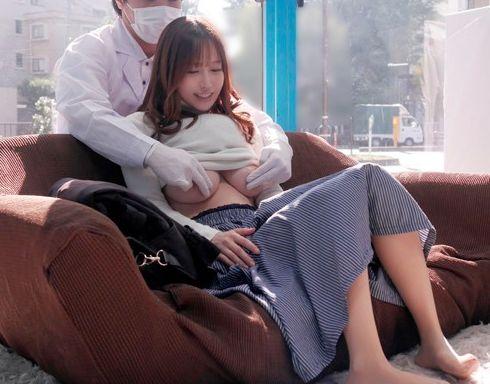 《MM号》26歳の元CA若奥さんに乳輪エステwwすっかり濡れたマンコにそのまま即ハメチンポ挿入