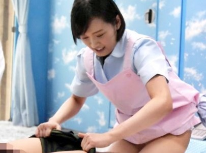 《MM号》現役ナースお姉さんが早漏チンポのお悩み解消♡自らのマンコで暴発改善に取り組む優しさいっぱいのSEX♡